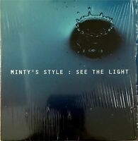 MINTY'S STYLE SEE THE LIGHT - [ CD SINGLE ]