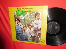 THE MONKEES Monkees 1967 ITALY LP VG+ Rare