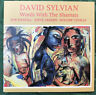 "David Sylvian ‎- Words With The Shaman - Mini 3"" CD Single - CDT23 - 1988 Czukay"