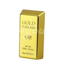 theSAEM Gold Snail Bar 100g +Free Sample
