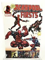 Deadpool Firsts Collects New Mutants #98 ++ Marvel TPB Trade Paperback Brand New