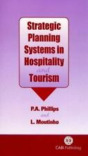 Strategic Planning Systems in Hospitality and Tourism