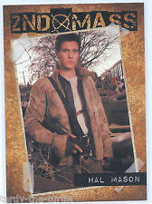 Falling Skies Season 1 Trading Chase Card  2nd Mass SM4 Serial Number 204 of 325