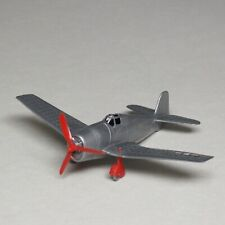 Vintage Hubley Toy Plastic Ww2 Hellcat Fighter Plane