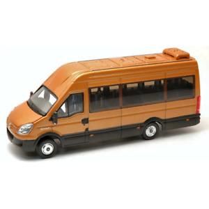 IVECO MINIBUS ORO 1:43 Ros Autobus Die Cast Modellino