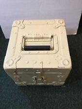 A&J MANUFACTURING CO. LA CA, HARD SIDE SHIPPING BOX