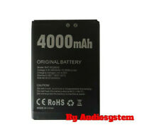 Batteria Originale Doogee per X70 BAT18724000 4000Mah Pila Ricambio Nuova