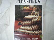 "Wonderart ""Elegance"" Afghan Kit"