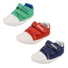 Chaussures à attache auto-agrippant en toile pour garçon de 2 à 16 ans