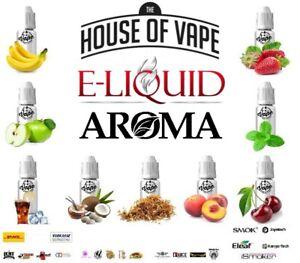 H.o.V. Aroma Konzentrat für E-Liquid Base Eliquid E-Juice 10ml 30ml 100ml