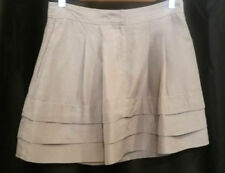 Dry-clean Only Mini 100% Silk Skirts for Women