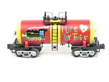 MTH 30-7499 I Love Toy Trains Limited Edition Boxcar NIB