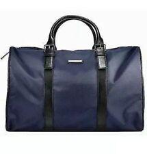 NWT Michael Kors Parfums Duffle Blue Bag Weekender Travel Gym Handbag!.