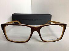 New PORSCHE DESIGN P 8249 P8249 C 57mm Rx Men's Eyeglasses Frame Italy
