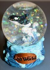 Seaworld Shamu Mini Snow Globe