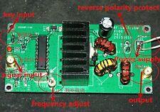 10W Radio Hf Sw Cw telegraph Transmitter 7.023Mhz Kits Hf power amplifer 40db