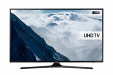 "SAMSUNG 65"" 65KU6000 4K SMART FLAT LED TV WITH 1 YEAR DEALER'S WARRANTY !!."