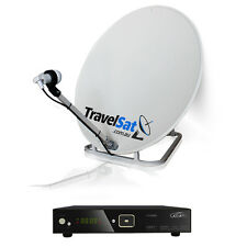 TravelSat-V2 Portable VAST Satellite TV Kit (DELUXE)