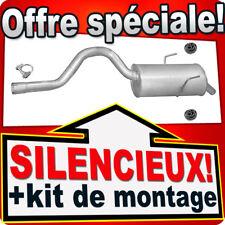 Silencieux Arriere RENAULT ESPACE III 3.0 SWB-court 1996-2002 échappement LMB