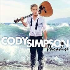 Paradise - Simpson, Cody - CD New Sealed