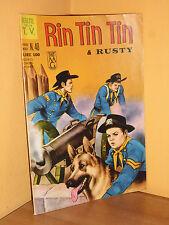 RIN TIN TIN & RUSTY - N.40 - MENSILE - ANNO 1963 - EDITRICE CENISIO
