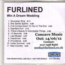(DA987) Furlined, Win A Dream Wedding - 2012 DJ CD