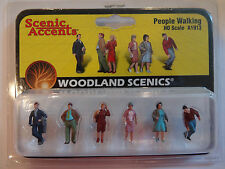 Woodland Scenics Ho #1913 - People Walking