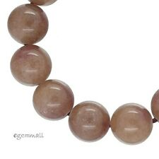 "16 Muscovite Common mica Round Beads 12mm 7.5"" #85448"