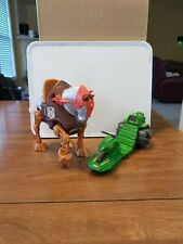 1983 HE-MAN MASTERS OF THE UNIVERSE Vintage Stridor & Road Ripper Near Complete