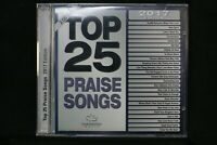 Top 25 Praise Songs 2017 Edition - New Sealed CD (C1171)