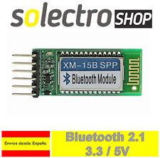 Modulo inalambrico XM-15B Bluetooth Master Slave Serial Port Arduino HC05/06 W22