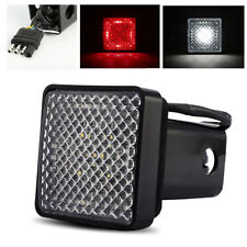 "LED Trailer Towing Hitch Cover Running/Brake/Reverse Light Lamp for 2"" Receiver"