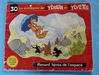 Les Aventures de Sylvain & Sylvette N°30 Renard Héros de l'Espace 1970