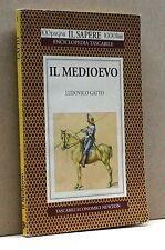 IL MEDIOEVO - L.Gatto [libro, tascabili economici newton 1]