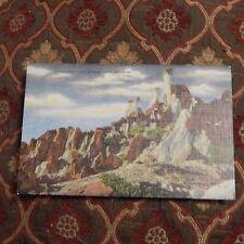 Vintage Postcard Hell's Half Acre In Wonderful Wyoming