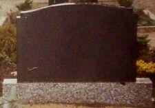 Grabstein * Afro-Granit * gebraucht