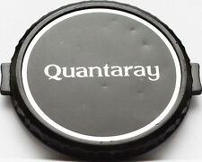Original Quantaray Front Lens Cap 49mm 49 mm Snap-on Made in Japan RARE