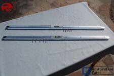 59-60 Impala El Camino Chevy GM Fullsize 2 Door Car Door Sill Step Scuff Plates