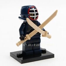 LEGO Minifigure 71011 Series 15 #12 Kendo Fighter Master New in Factory Sealed