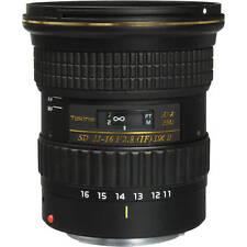 Neu Tokina AT-X 116 Pro DX AF 11-16mm f/2.8 II Objektiv für Canon Mount