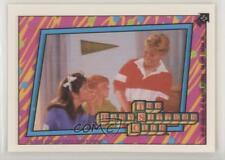 1991 Topps The Baby Sitters Club #10 Logan likes May Anne (Murder Game) #32 0s5