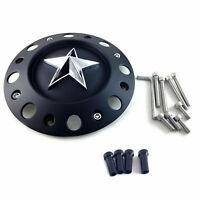 KMC XD Series Black Wheel Center Hub Cap 8L XD775 Rockstar Dually XD775 Rockstar