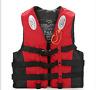 Safety Life Jacket Child Adult Sports Swimming Floating Aid Vest Buoyancy Vest L