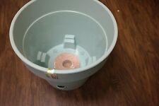 Santino Self Watering Planter LATINA 9.2 Inch Jade Flower Pot (CB2)
