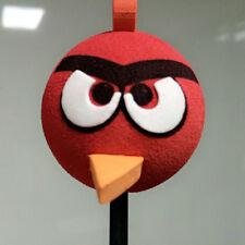 Cute Red Angry Birds Antenna Balls  Car Aerial Ball Antenna Topper & Decor Ball