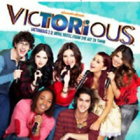 Victorious Cast Feat. Victoria - Victorious 2.0: More Musique From Neuf CD