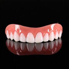 1Pc Cosmetic Teeth Snap On Secure Smile Moment Veneers Dental False Natural Bra