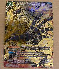 BT2-108 The Infinite Force Meta-Cooler Core SPR Near Mint Dragon Ball