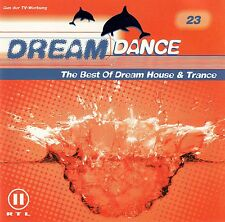 DREAM DANCE 23 - THE BEST OF DREAM HOUSE & TRANCE / 2 CD-SET - TOP-ZUSTAND