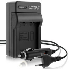 Cargador de batería para JVC BN-VH105 | Adixxion GC-XA1EU / XA2 GC / GC-XA2BEU | 90313